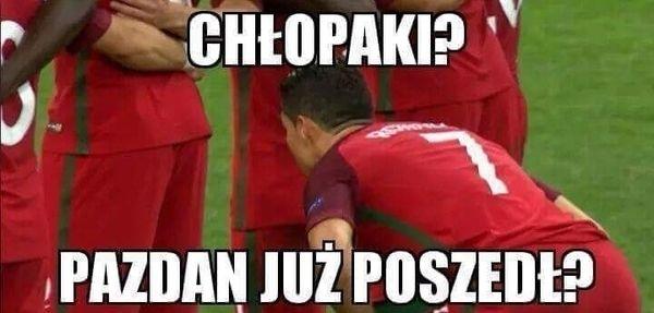 Pamiętacie rzuty karne z Euro 2016 POl-POR