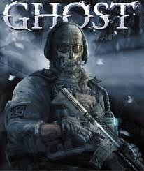 Ghost z MW2
