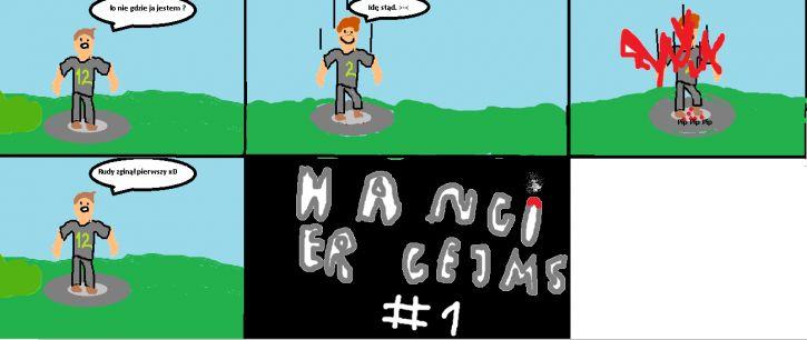 Hangier gejms #1