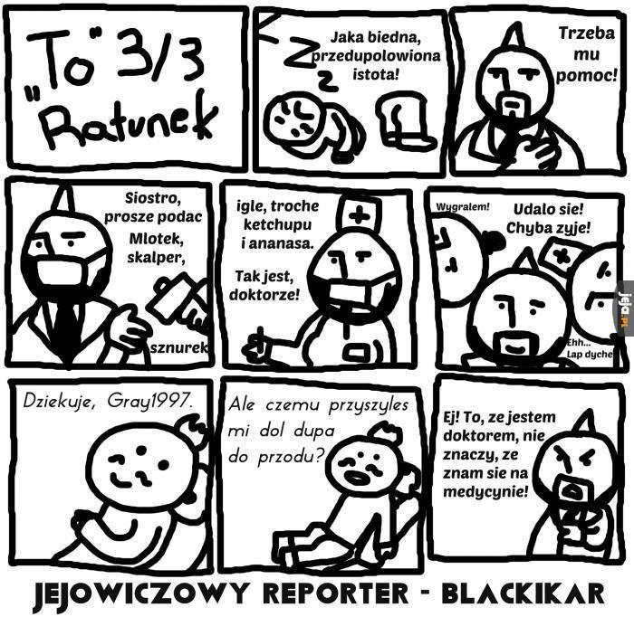 Jejowiczowy reporter 63