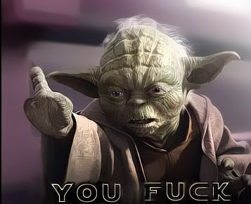 Yoda master ;]