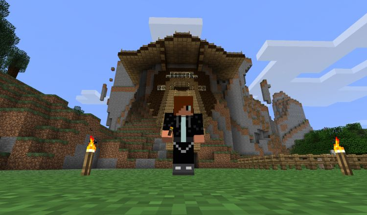 Minecraft z save JJayJokera ;p