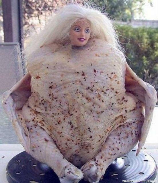 Barbie McDonald xD