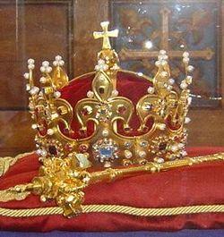 korona dla Króla Cichego :D