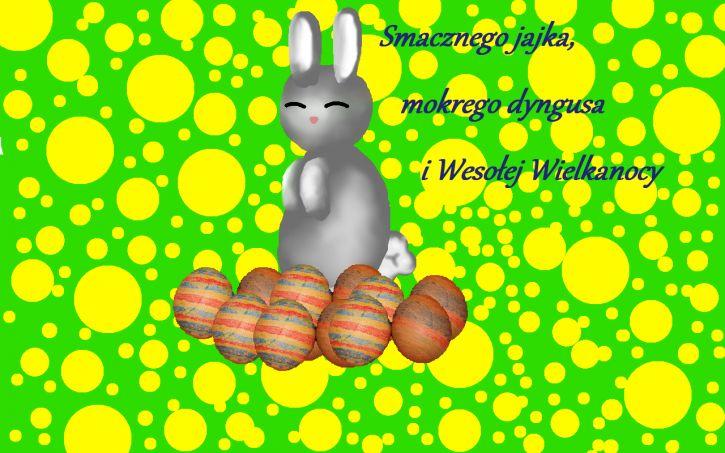 Wesołej Wielkanocy wszystkim! <3