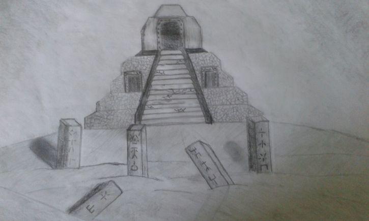 Świątynia majów