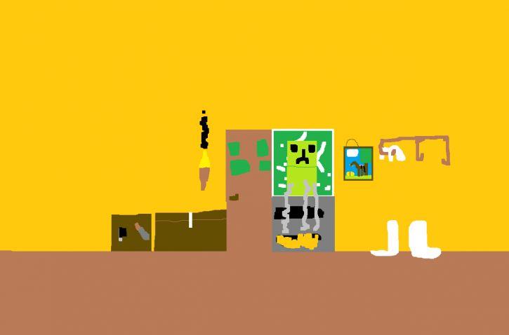 Minecraft mojego domu