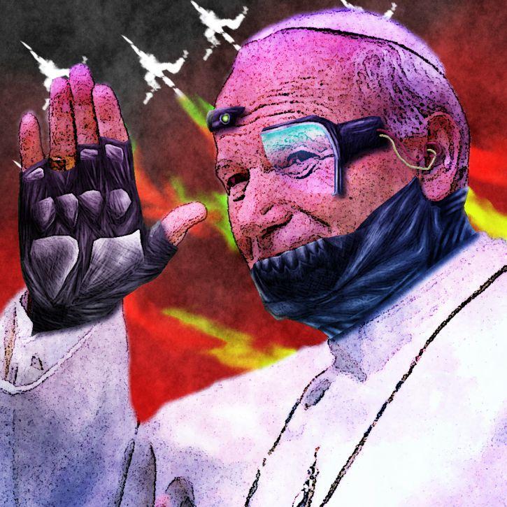 Jan Paweł 2 cybernetyzował małe dzieci
