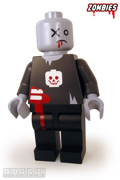 Lego - Zombie