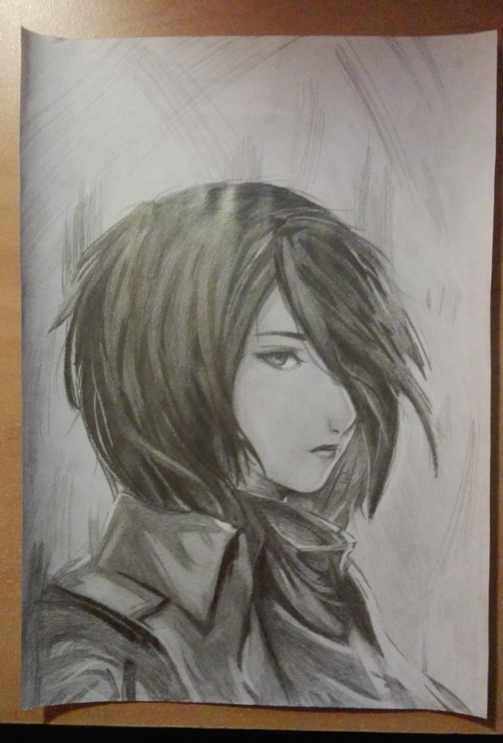 Mikasa (Attack on Titan)