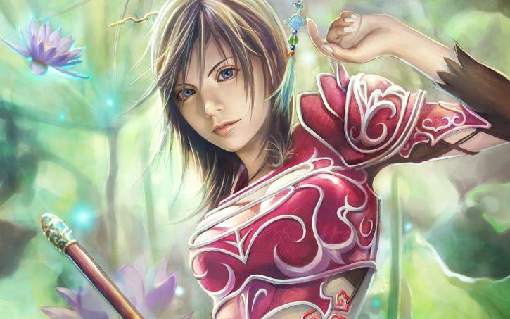 Fantasy: Amiya