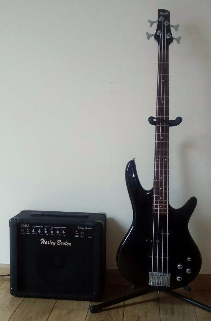 Gitara i pudło