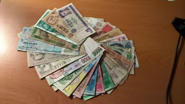 Kiedy wydajesz pieniądze na pieniądze :v