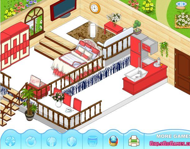Urządzenie pokoju 2