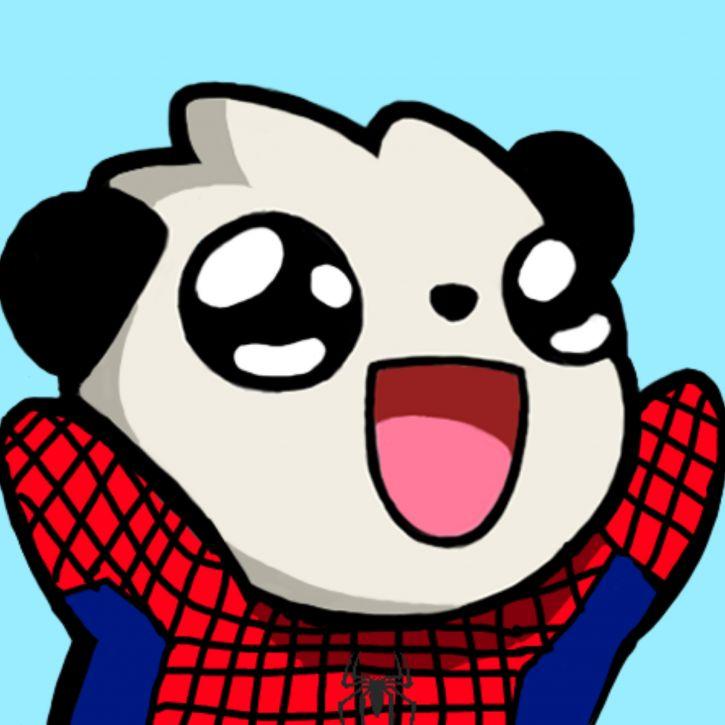 Spider-panda
