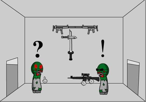 Historia zombiego scena 1
