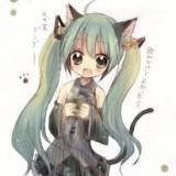 Avatar Miku_Hatsune_Vocaloid