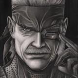 Avatar Solid_Snake
