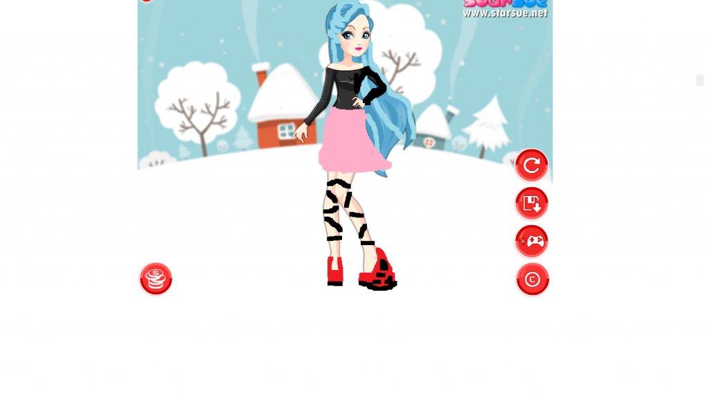Apple White Z Serii Epic Winter Ubieranki Jeja Pl