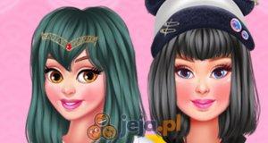 Księżniczki w stylu otaku