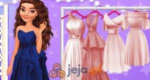 Księżniczki i kolorowe sukienki