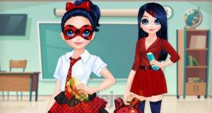 Biedronka wraca do szkoły