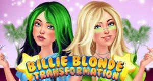 Billie zostaje blondynką