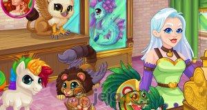 Sklep z magicznymi zwierzętami