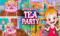 Baby Hazel i herbaciane przyjęcie