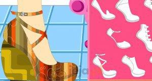 Projektowanie butów na wiosnę