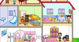Domek dla mini rodzinki