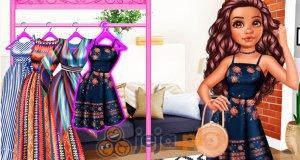 Moana i zakupy online