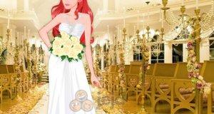 Ślub w stylu księżniczki