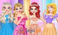 Księżniczki na bankiecie