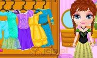Kostiumy księżniczek