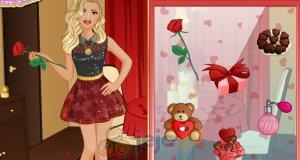 Walentynkowa stylizacja