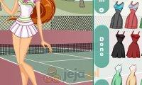 Flora i tenis