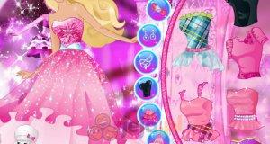 Różowa księżniczka