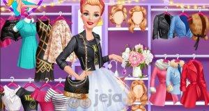 Barbie w stylu vintage