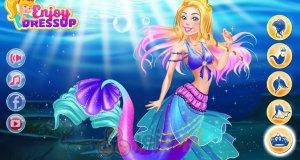 Barbie Perłowa Księżniczka