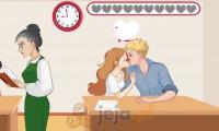 Całowanie w liceum