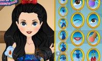 Nowa fryzura Królewny Śnieżki