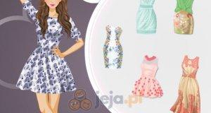 Śliczne sukienki na lato
