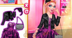 Barbie i kostiumy z Ever After High