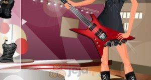 Rockowa dziewczyna