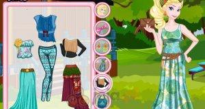 Księżniczki w cygańskim stylu