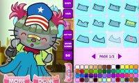 Kreator postaci: Hello Kitty