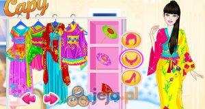 Barbie i międzynarodowy bal
