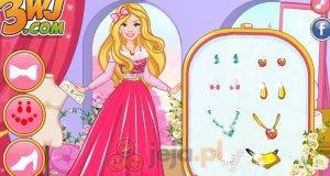 Barbie i konkurs na najładniejszą sukienkę