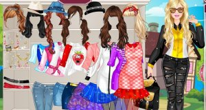 Barbie - szkolna gwiazda